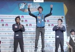 arrampicata sportiva, adam ondra, olimpiadi
