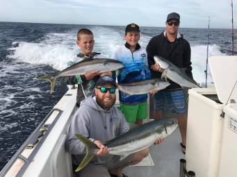 narooma fishing charter gallery 45