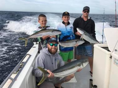 narooma fishing charter gallery 45