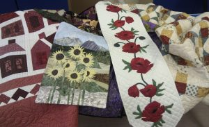 small work by Frodsham Patchwork Group
