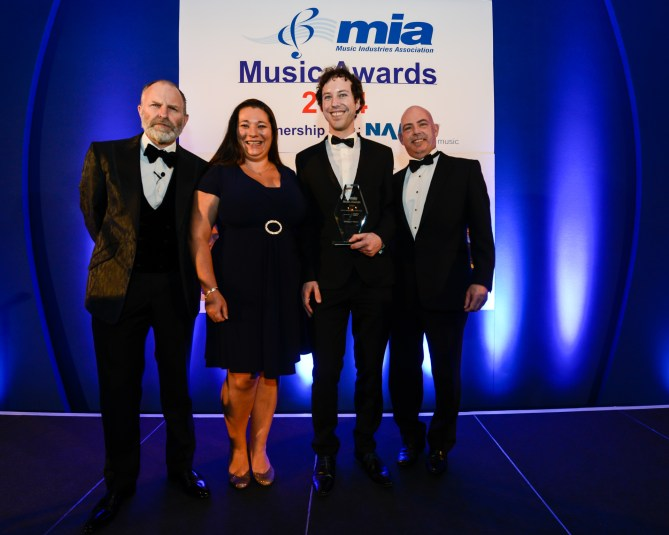 MIA Awards 2014
