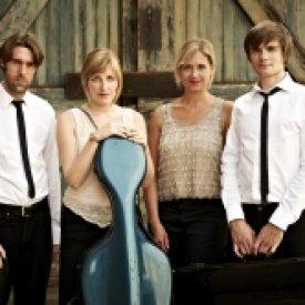 Sacconi Quartet 4.2.17 Berkhamsted Civic Centre