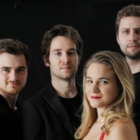 Piatti Quartet 15.10.16 Berkhamsted Civic Centre