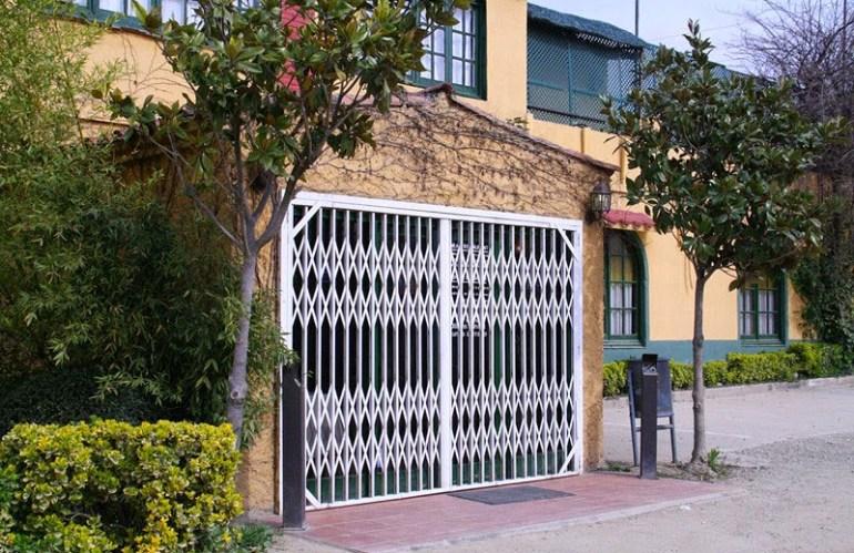 Rejas ballesta de acero lo más seguro para tu propiedad
