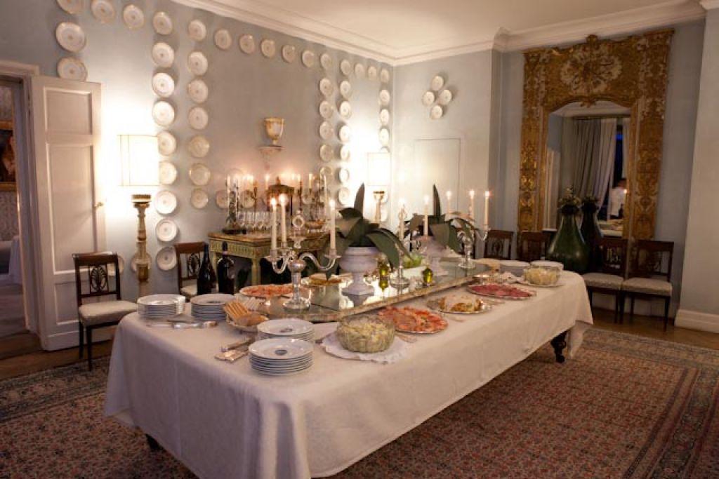 Natale sulle tavole di Montalcino vince la tradizione