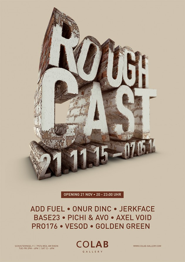 ROUGHCAST_poster