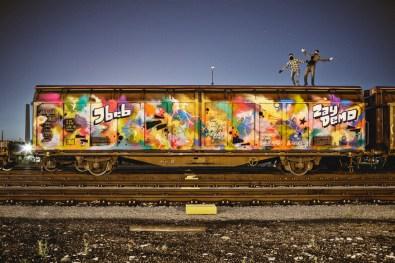 Introducing Graffiti Photographer Edward Nightingale
