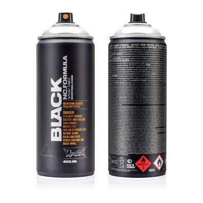 Montana BLACK Silverchrome 400ml, high-pressure