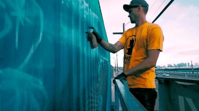 PangeaSeed's Sea Walls: Murals for Oceans San Diego 2016