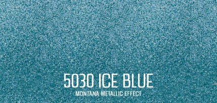 Montana METALLIC Effect 5030 ICE BLUE
