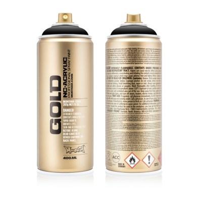 Montana GOLD SH9000 BLACK