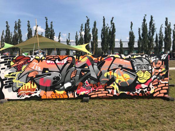 Spektrum 2017_Grossstatttraum Corner_Graffiti Jam_Shane