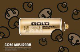 Montana GOLD G1260 MUSHROOM