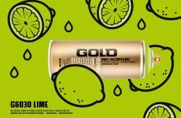 Montana GOLD G6030 LIME