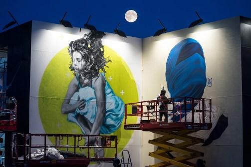Urban Nation – Lollapalooza - Snik & Nuno Viegas