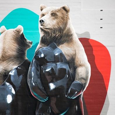 NEVERCREW - El oso plateado and the machine - Phoenix - 2018 - 05