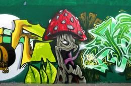 Springwall Graffiti Event 2018 - Frankfurt am Main