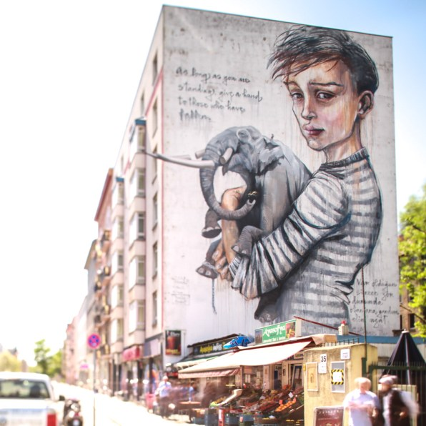 Berlin Mural Festival Another Berlin Art Bang