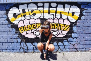 Casilino Block Party 2 Rome Italy