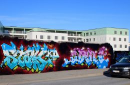 OFT TOUR GRAFFITI JAM 2018 NORWAY