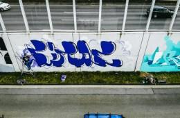HAFENDAMPF 2018 GRAFFITI EVENT ESSEN