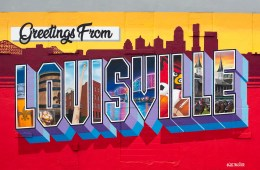 GREETINGS TOUR FROM LOUISVILLE