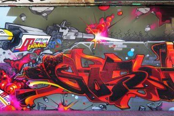 LaFranz x Gosh7 Antwerp Belgium