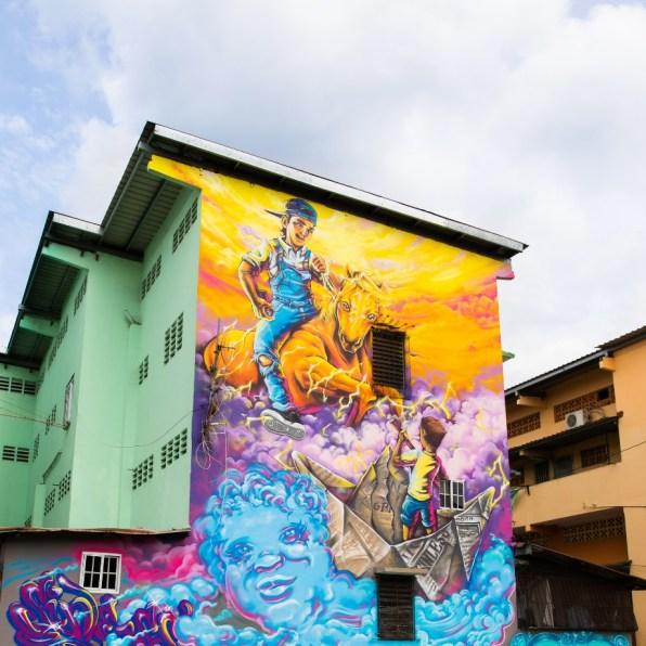 Copia de El Pintor del arcoiris de Raul Leis by Sinless