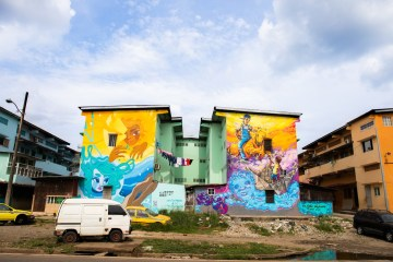Canvas Urbano Project in Panama City