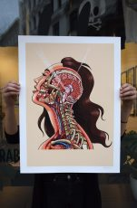 Nychos.Pineal Gland Print