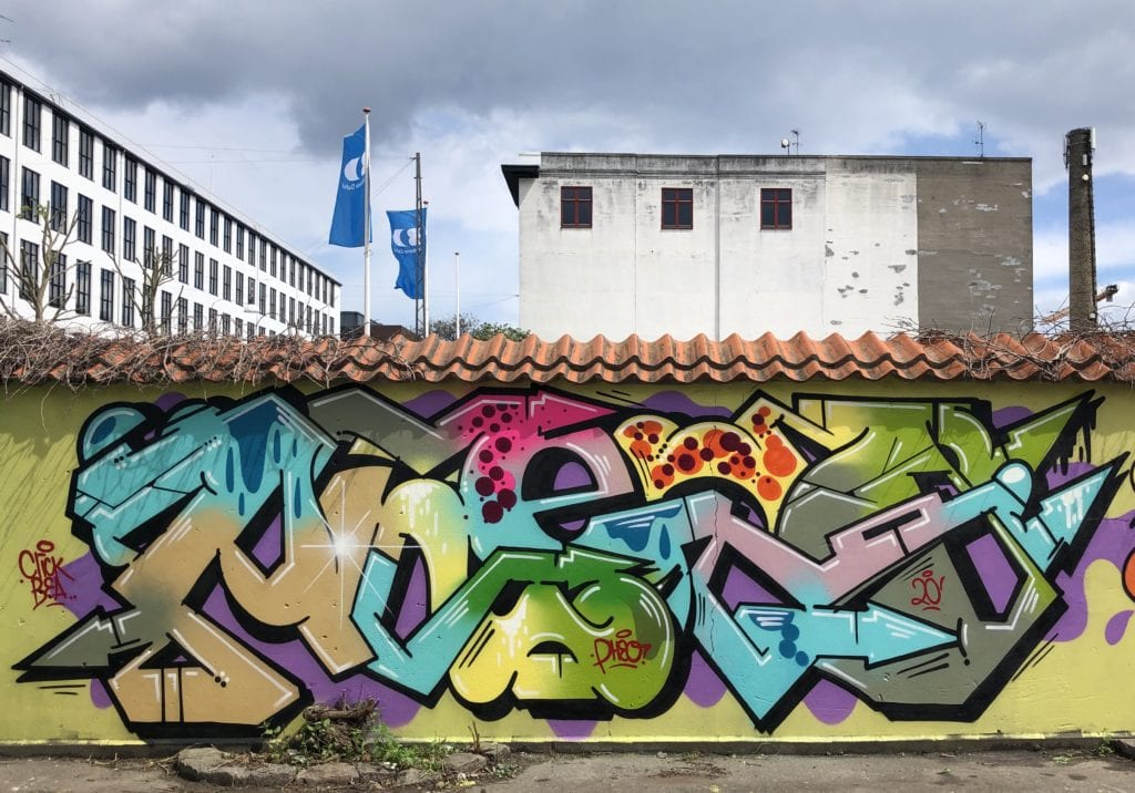 WALL UPDATE BY GRAFFITI WRITER PHEO – PART V