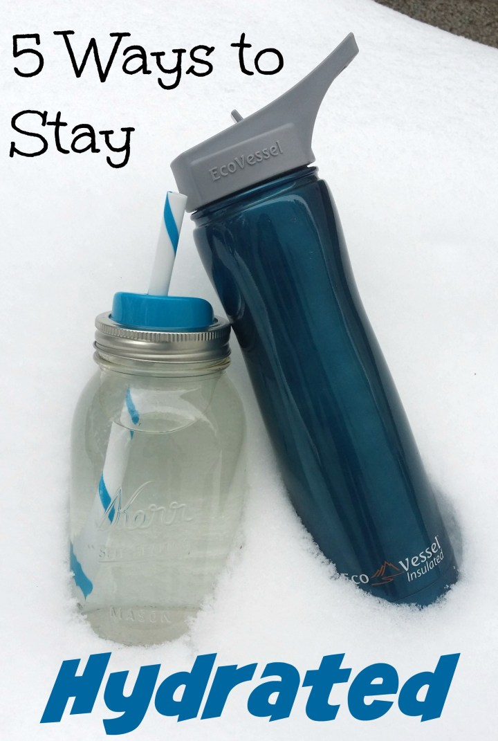 Learn how to drink more water with 5 Ways to Stay Hydrated from Montana Doodle!