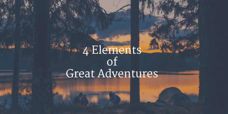how to find adventure in everyday life