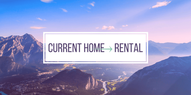 How to turn your current primary home into a rental property