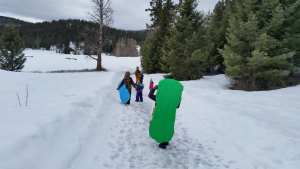 fun affordable winter activities for kids