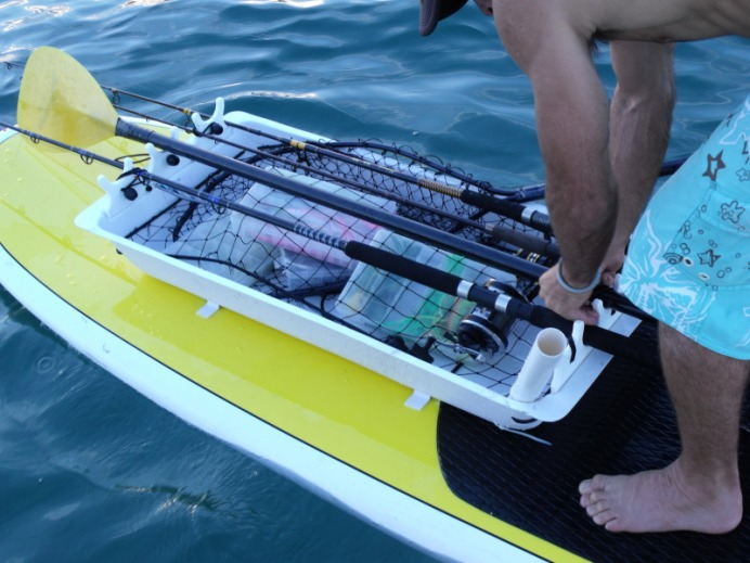 Gear Up To SUP Fish Stand Up Paddle Board Fishing