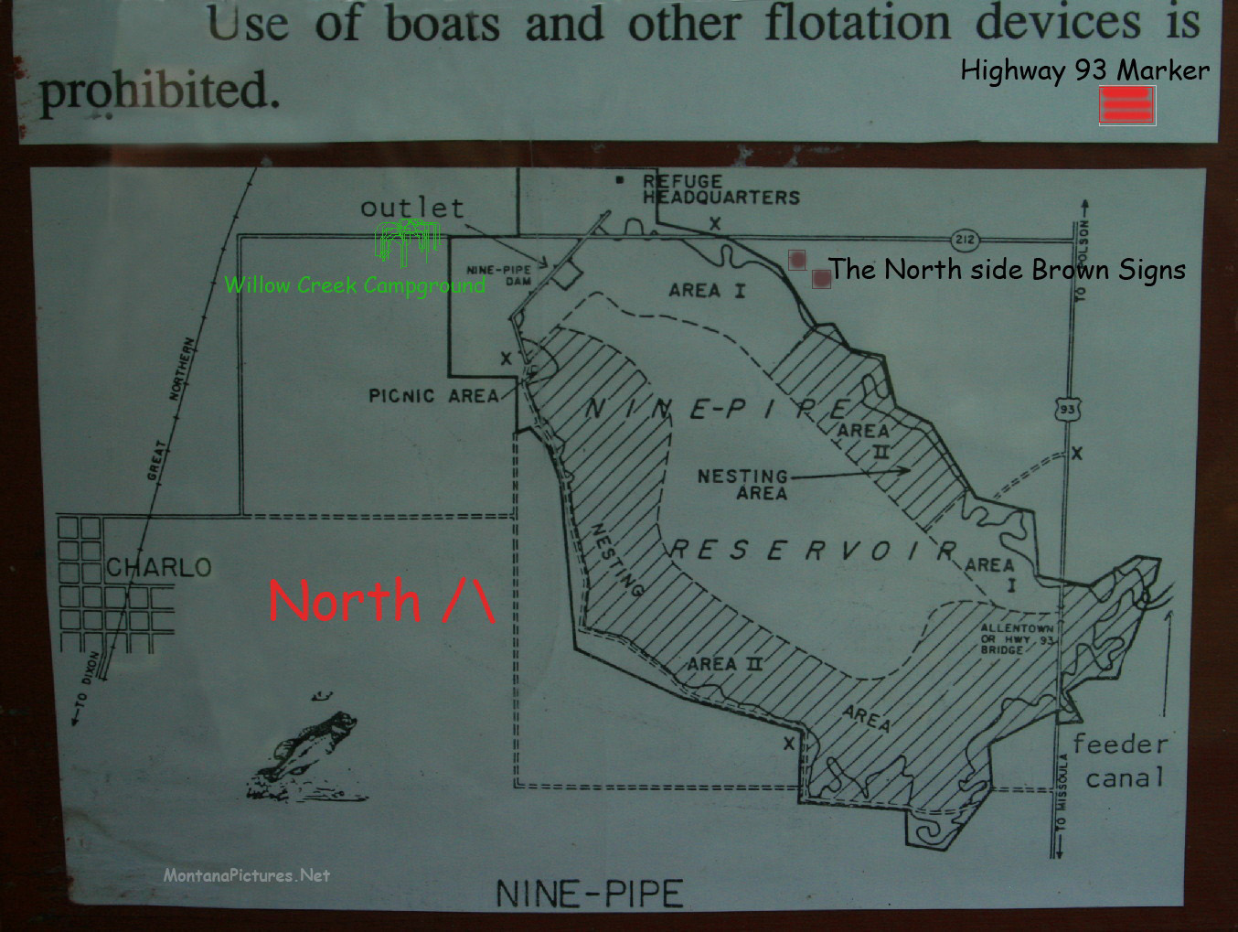 hight resolution of 51808 ninepipe 4506 kiosk map montanapictures net