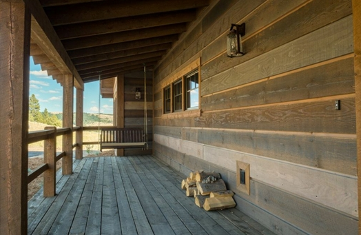 Rustic Mixed Colors ranchwood Prefinished Wood Siding and