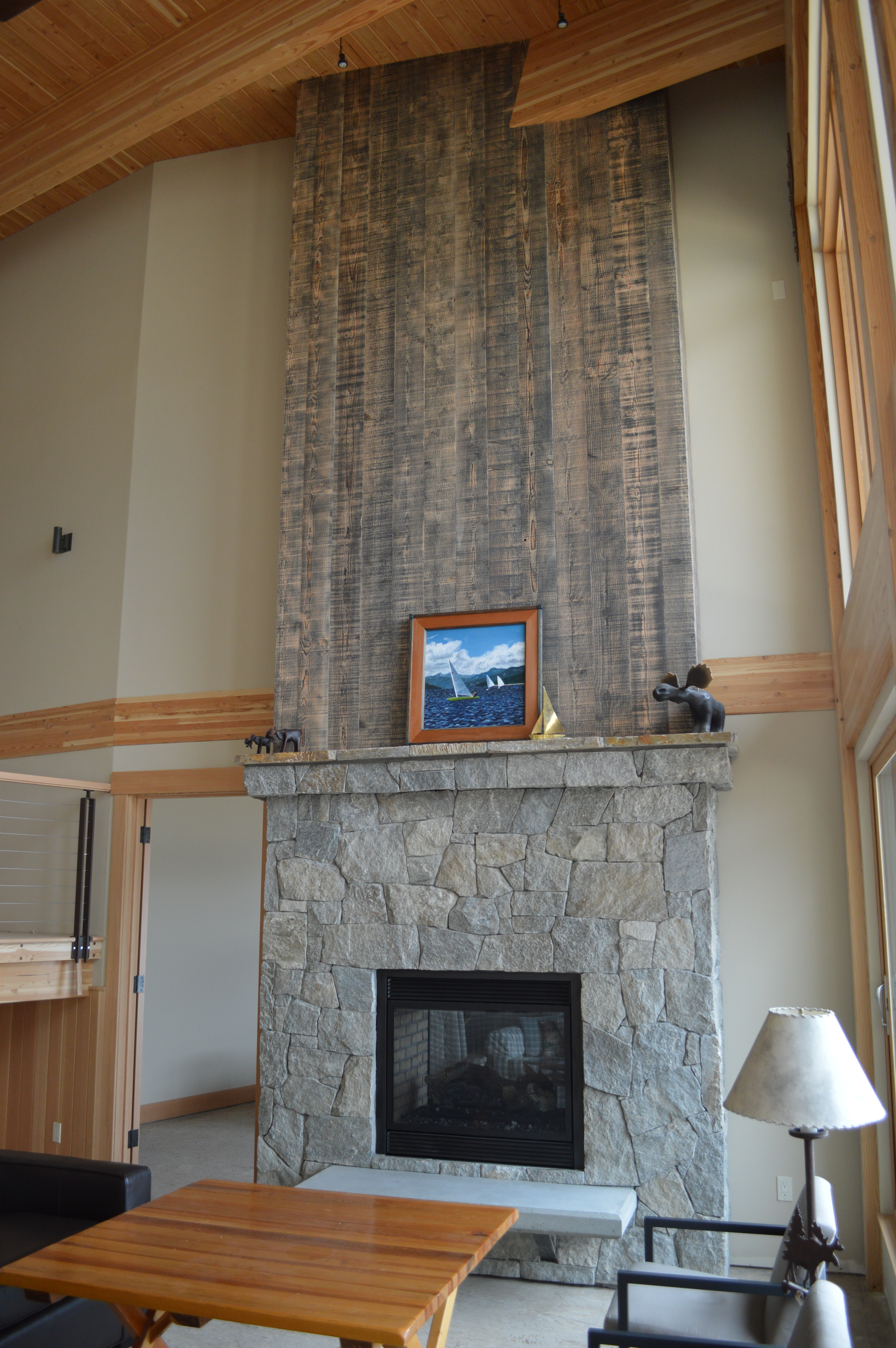 ranchwood Wood Siding and Interior Accents  Montana Timber ProductsMontana Timber Products