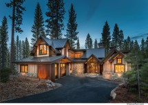 Mountain Home Designs with Reclaimed Wood Siding