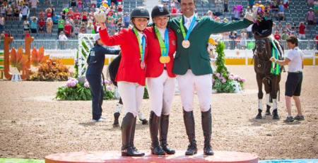 medallas individuales