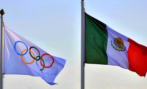 Las medallas olímpicas de México