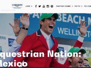 FEI: Equestrian Nation: México