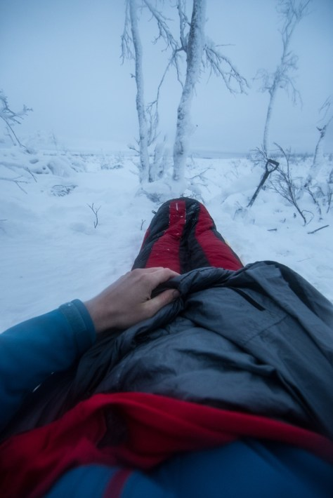 29 TIPS FOR NOT GETTING COLD IN YOUR SLEEPING BAG ...