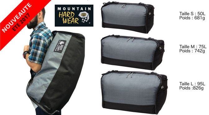Duffel Bag imperméable Mountain Hardwear