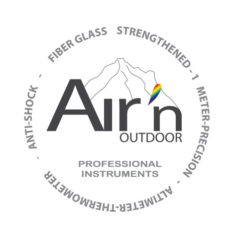 logo marque Air'N Outdoor