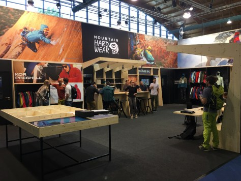 Stand Mountain Hardwear