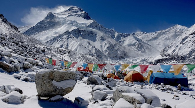 Ascension d'un 8000m : le Cho Oyu sans oxygène