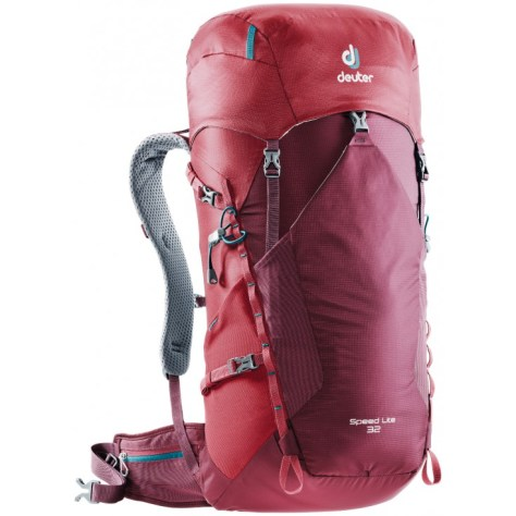 Sac à dos Deuter Speed Lite 32 bordeaux