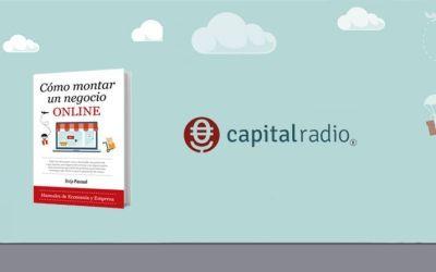 """Borja Pascual habla de """"Cómo Montar un Negocio Online"""" en Franquicia2"""